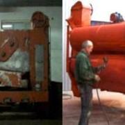 Семяочистительная Машина СМ-4 после капитального ремонта фото