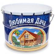 Защитно-декоративное покрытие для древесины Любимая дача фото