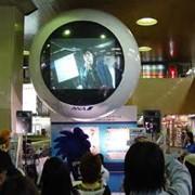 Изготовление видеоролика на мониторах OnAir фото