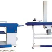 Гладильные столы различных модификаций (4UT), (4UT/K), (4UC), (4UC/2), (4UC/K), (3KC/U), (3NEK), (7NC) фото