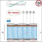 Матрац пружинный Топаз 190×140 фото