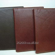Обложка для документов Karya, арт.0428 коричневая фото