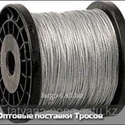 Трос металический фото