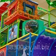 Бизнес под ключ. Детский лабиринт. фото