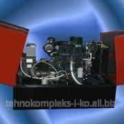 Генератор дизельный Iveco TIW-250/3 фото