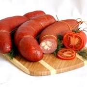 Колбасы полукопчёные фото