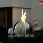 Эко-камин Огненный шар HARK фото