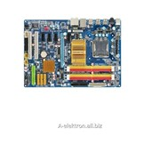 Материнская плата GIGABYTE GA-EP43-DS3L, LGA775, Core 2 Duo / Quad фото
