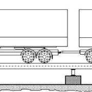 Модернизация механических автомобильных весов, реконструкция механических весов фото