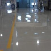 Промышленные бетонные полы фото