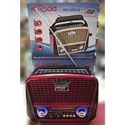 Ретро радио с солнечной панелью RD-455US фото