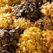 Завтрак из зерен злаковых культур фото