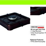 Плита газовая одногорелочная OGC-100 (газовая одноконфорочная) фото
