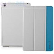 Чехлы Momax Flip Cover для iPad Mini/iPad mini 2 white/blue фото