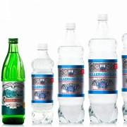 Минеральная вода Лимонад фото