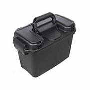 Ящик для патронов Allen Dry Box 12 калибр (водонепроницаемый, 2 секции) (2 шт./уп.) фото