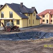 Строительство водоемов из пленки Львов фото