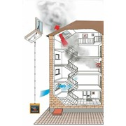 Проектирование, монтаж установок пожаротушения,охранно-пожарной сигнализации в Одессе. фото