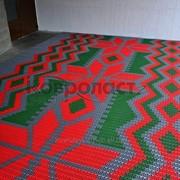 Изготовление ковров-решеток из пвх пластиката по вашим размерам фото