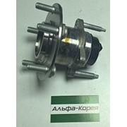 Ступица с подшипником в сборе задняя Cerato 08-12 / Forte +ABS // AMD фото
