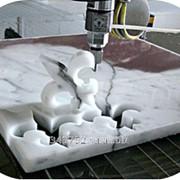 Гидроабразивная резка камня фото