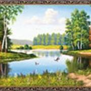 Гобеленовая картина 60х120 см фото