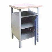 Стол металлический для мастерской Stw 113 фото
