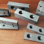 Нож для рубки арматуры СМЖ-175 фото
