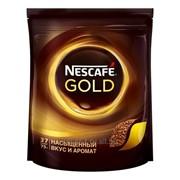 Кофе растворимый Nescafe Gold фото