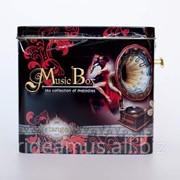 Чай подарочный в музыкальной шкатулке 200 г фото