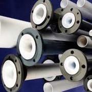 Трубопроводы футерованные фторопластом фото