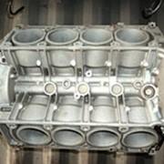 Пескоструйная обработка картера двигателя (до 4-х цилиндров) фото