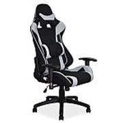 Кресло компьютерное Signal VIPER (черный/серый) фото