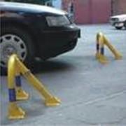 Барьеры парковочные фото