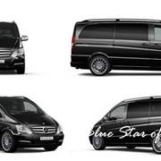 Микроавтобусы Mercedes-Benz Viano 3.5 Avantgarde фото