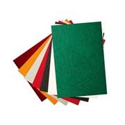 Обложки картон-кожа 230 гр./м2  А4 фото