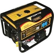 Бензиновый генератор FORTE FG8000E, арт.127 фото