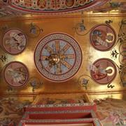 Художественная роспись храмов фото