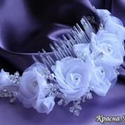 Гребешок свадебный фото