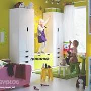 Детская и подростковая мебель Ikea фото