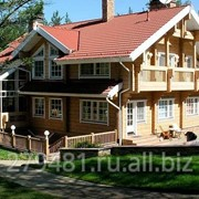 Строительство дома Pine House Д 04 фото