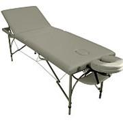 Складной массажный стол SM-11 FULL ALU фото