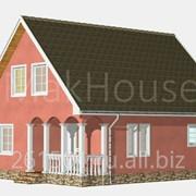 Проект дома Amarant 117м2 фото
