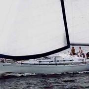 Яхта круизная парусно-моторная NAVIGAL 1450 фото