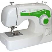 Машины бытовые швейные Швейная машина BROTHER HQ-27 (25 строчек, нитевдеватель, регуляторы длины и ширины строчки) фото