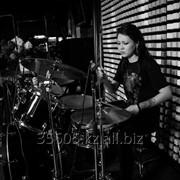 Обучение игре на барабанах фото