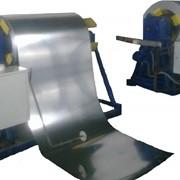 Разматыватель для тонколистовой стали, бухторазматыватель фото