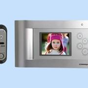 Комплект цветного видеодомофона DVC-311C и Commax CDV-40Q фото