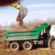 Доставка песка строительного, Киев, Борисполь фото