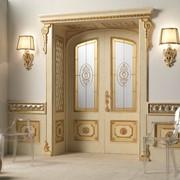 Производство и монтаж дверей и лестниц фото